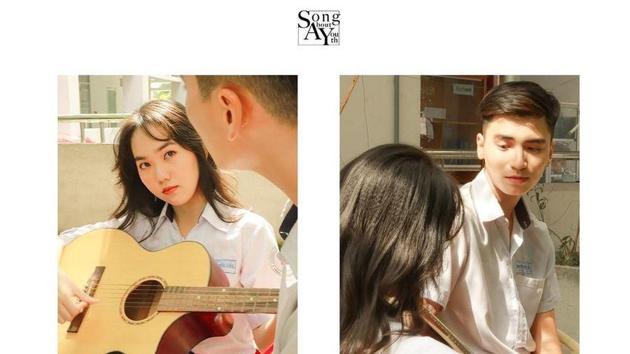 TP.HCM: Ngất ngây với bộ ảnh chủ đề thanh xuân vườn trường của teen THPT Nguyễn Hữu Cầu