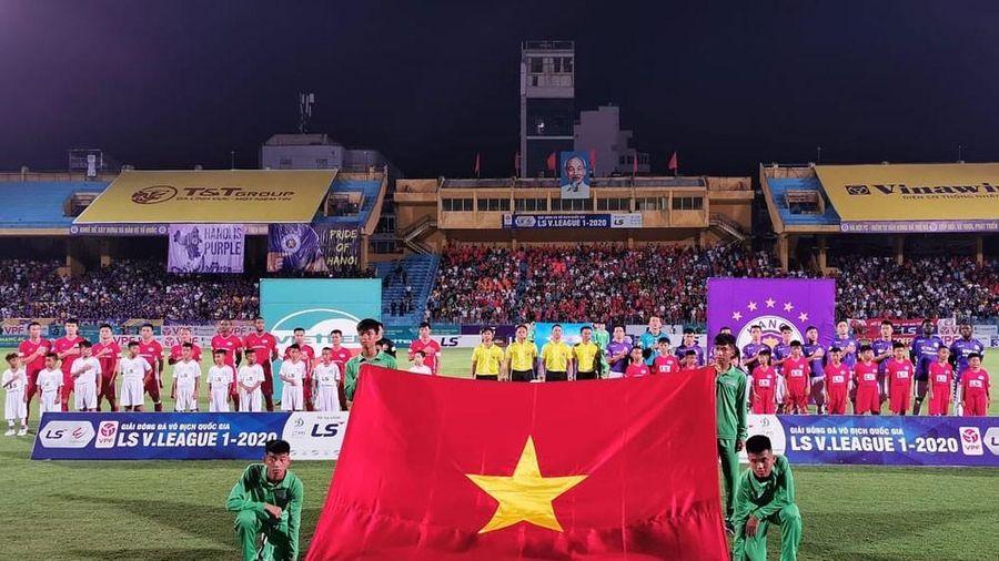 10.000 khán giả có thể được vào sân xem Hà Nội FC tranh cúp với Viettel