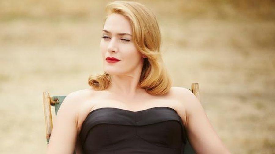 Vì sao Kate Winslet trốn trong cốp xe trên phim trường?