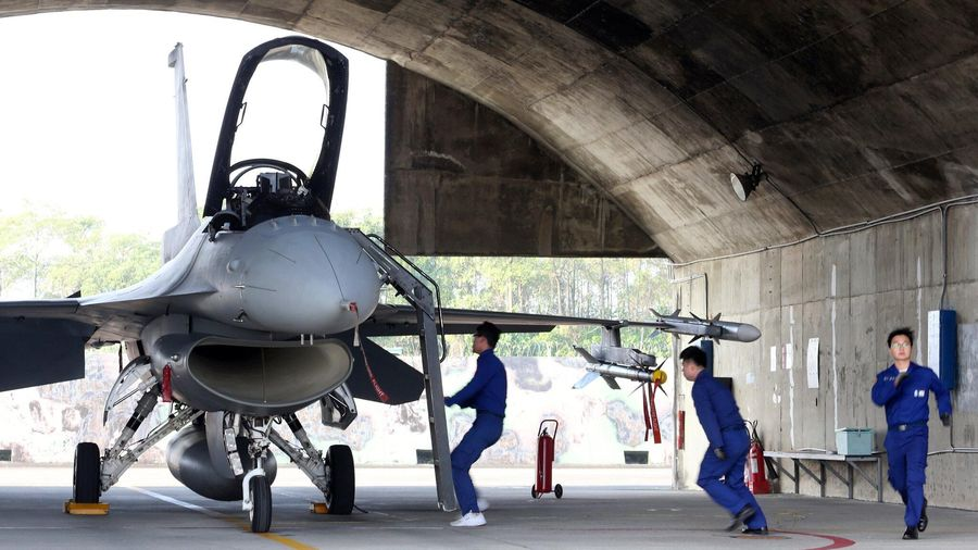 Bảy gói vũ khí lớn Mỹ dự định bán cho Đài Loan