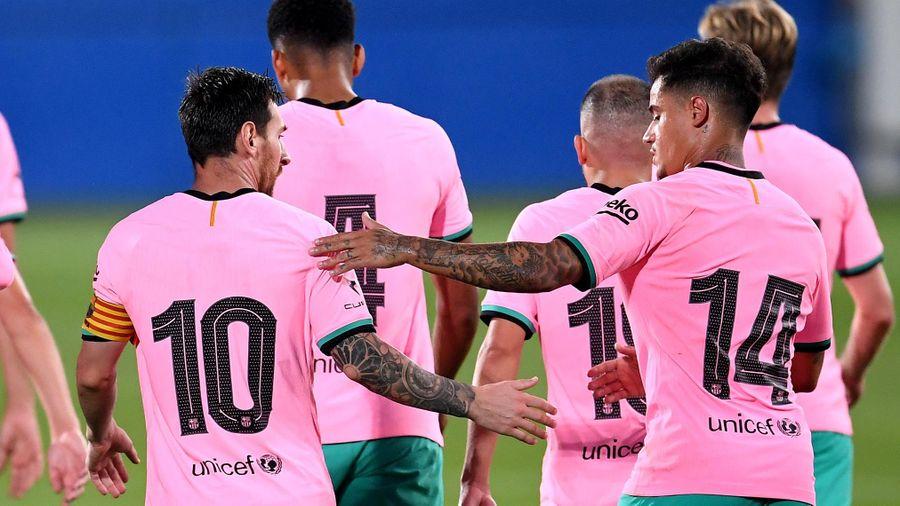 Coutinho hồi sinh từ đống tro tàn