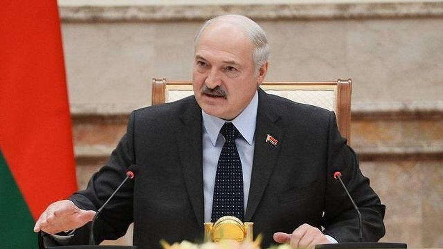 TT Lukashenko: Belarus buộc phải đóng cửa biên giới với Lítva và Ba Lan
