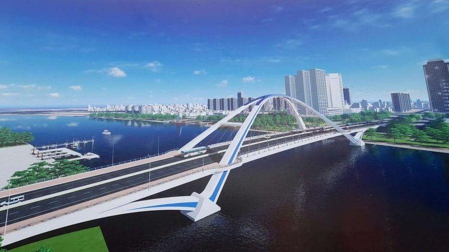 Khởi công cầu Trần Hoàng Na gần 800 tỷ đồng bắc qua sông Cần Thơ