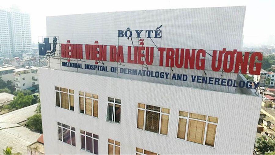 BV Da liễu Trung ương lên tiếng việc kê thực phẩm chức năng cho bệnh nhân