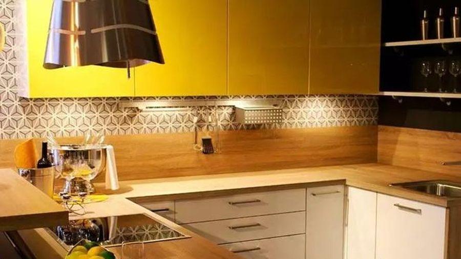 Căn bếp nhàm chán bỗng trở nên đẹp hiện đại, ấn tượng chỉ nhờ 6 'bí kíp' cực hay và tiết kiệm này