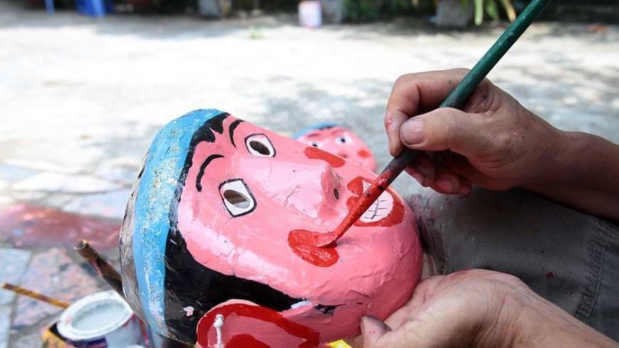 Các loại đồ chơi Trung Thu sản xuất tại Việt Nam được ưa chuộng