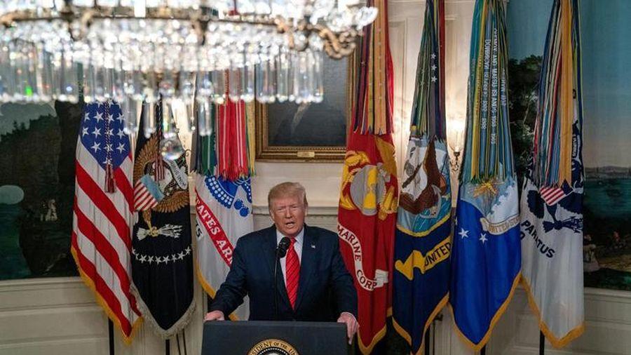 Bầu cử Mỹ: Hàng chục tướng lĩnh ủng hộ Tổng thống Trump tái đắc cử