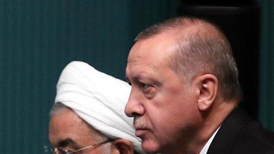 Thỏa thuận UAE-Israel xáo trộn 'bàn cờ' Trung Đông: Thổ-Iran chống đỡ thế nào?