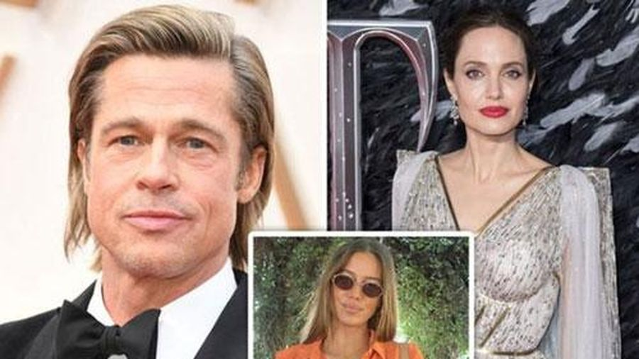 Bạn gái mới của Brad Pitt không thù hận Angelina Jolie