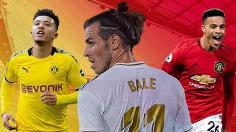Bale: 'Canh bạc' tốn kém M.U nên bỏ qua để dành đất cho Greenwood và Sancho