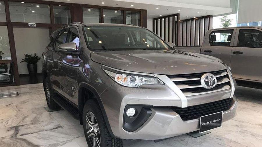 Toyota Fortuner 2020 vừa ra mắt, Fotuner 2019 đã giảm giá hơn 200 triệu đồng