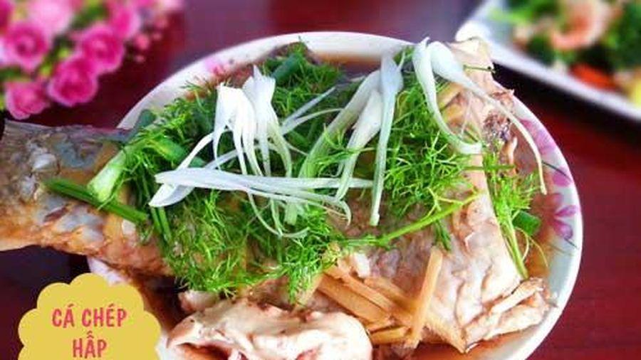 Cách làm cá hấp xì dầu ngon, đơn giản ngay tại nhà