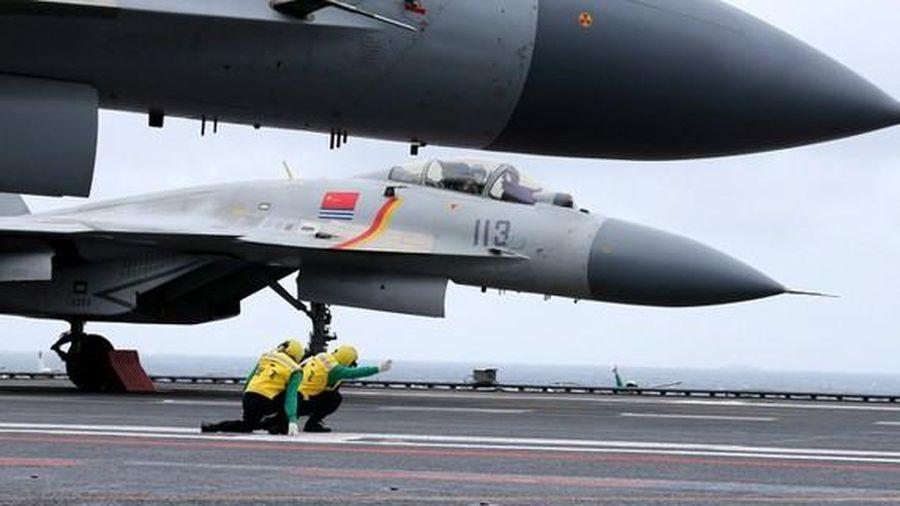Trung Quốc coppy thiết kế dòng máy bay chiến đấu hàng đầu của Nga, và liên tục gặp tai nạn