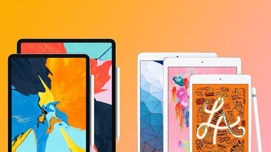 Apple đã bán được hơn 500 triệu chiếc iPad kể từ khi ra mắt