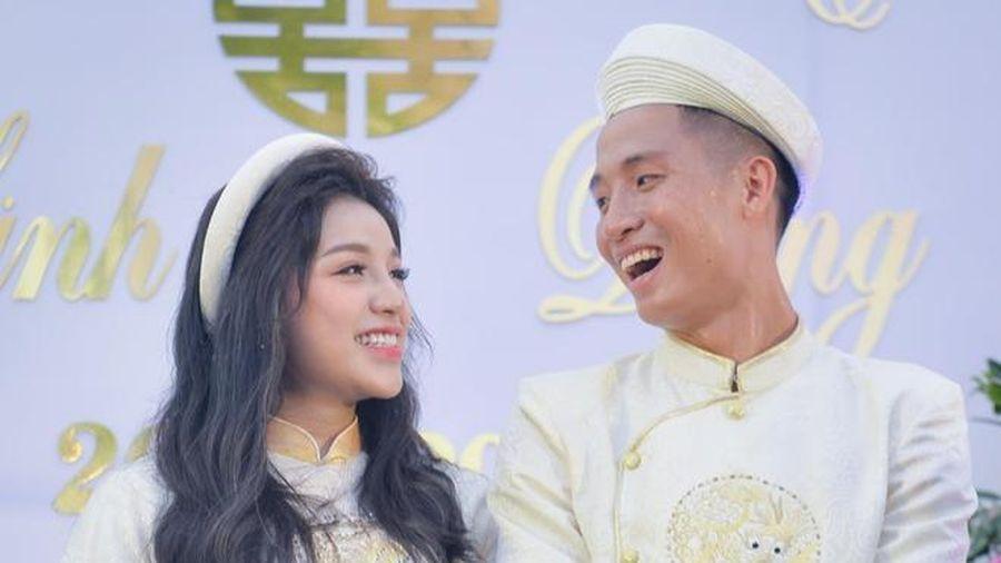 Bùi Tiến Dũng ngầm trả lời về tin đồn chia tay Khánh Linh