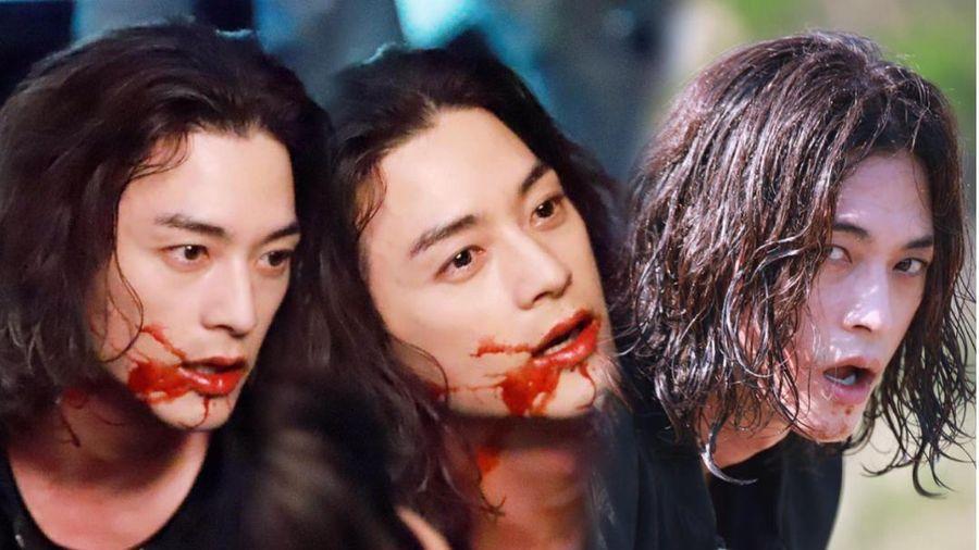 Kim Ji Hoon chính là 'Hoa của quỷ', bật sáng sau 18 năm debut với vai sát nhân khiến Knet ớn lạnh