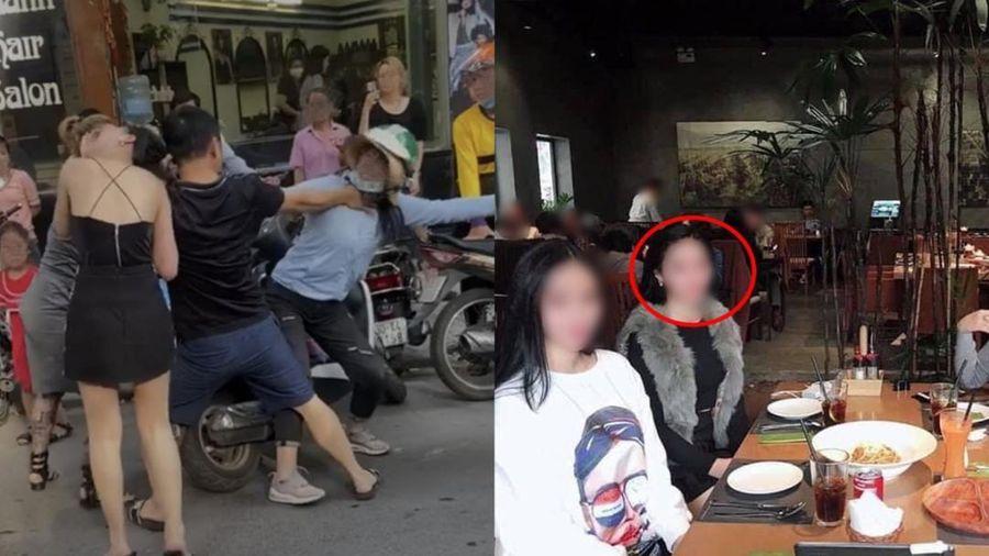 Chị 'tuesday' bị đánh ghen trên phố Lý Nam Đế bất ngờ lên tiếng 'minh oan' cho em gái?