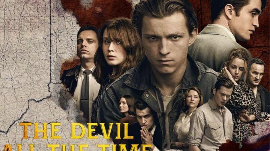 Review 'The devil all the time': Phim tâm lý – tội phạm đen tối và ám ảnh cực độ, nhưng kịch bản lan man thách thức kiên nhẫn người xem