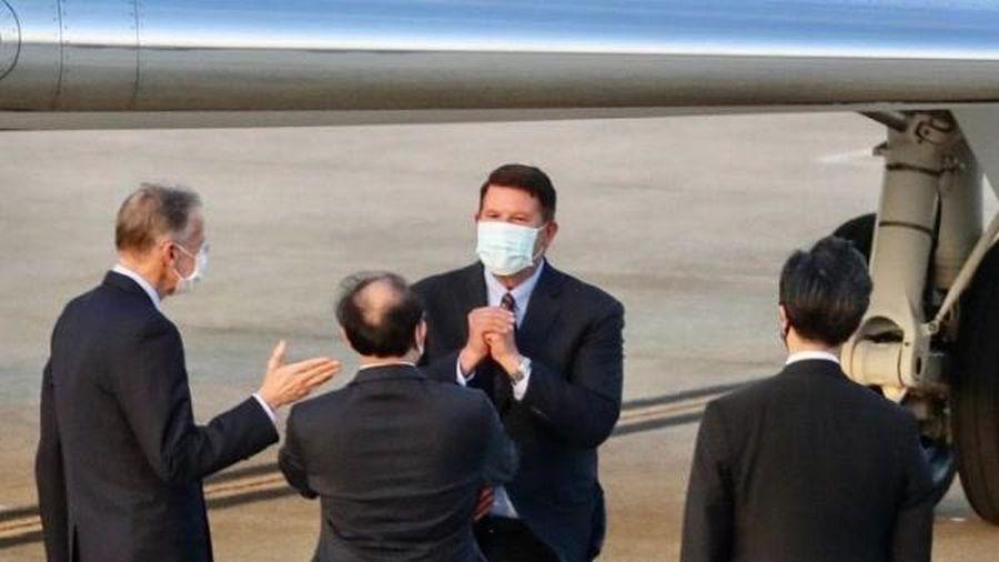 Trung Quốc đe dọa Mỹ về chuyến thăm Đài Loan: 'Đừng đùa với lửa'