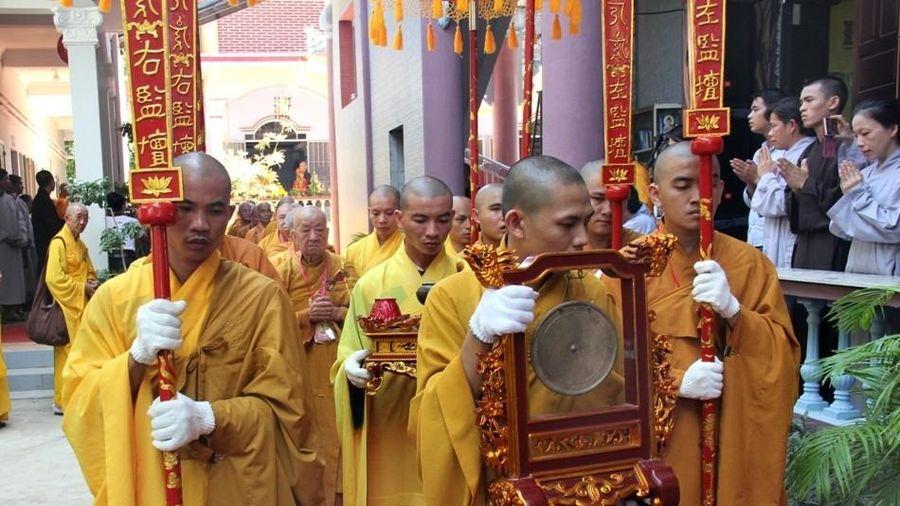 Ninh Thuận : Sẽ tổ chức Đại giới đàn Bảo Tạng vào 3-2021