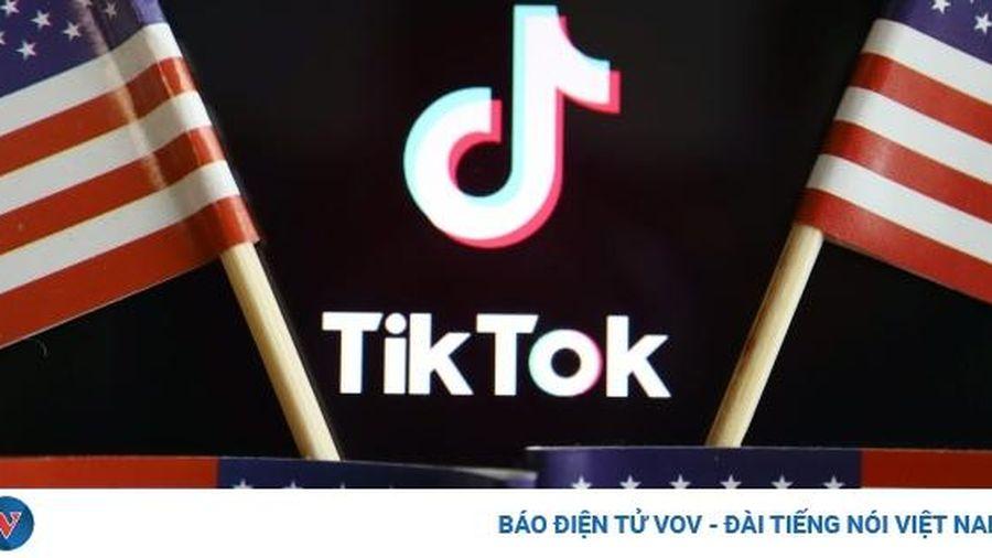 Ngăn chặn tin giả về cuộc bầu cử Tổng thống Mỹ – bài toán khó của TikTok