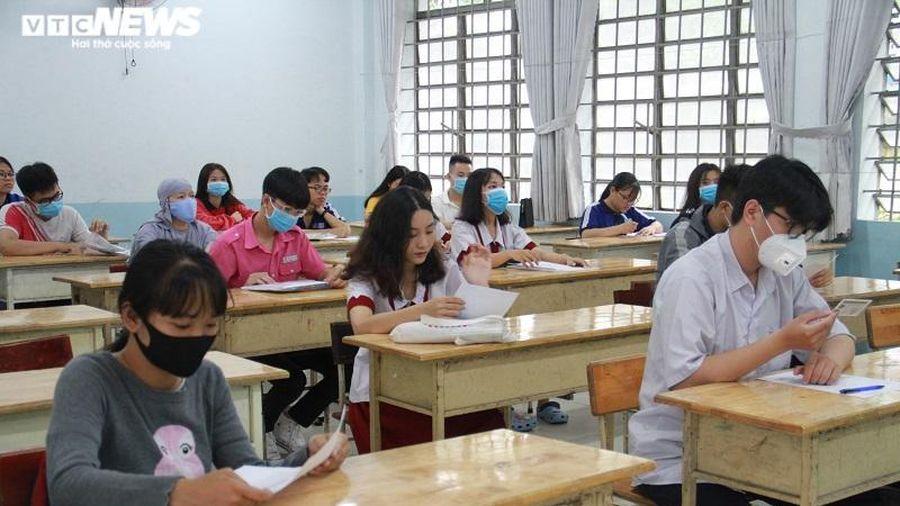 Một số trường ĐH đào tạo ngành Y ở TP.HCM đồng loạt công bố điểm sàn