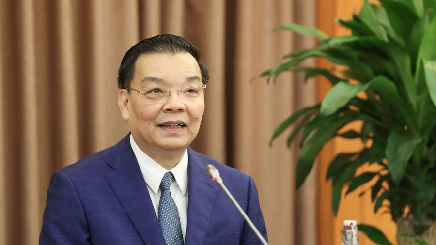 Bộ trưởng Chu Ngọc Anh làm Phó Bí thư Thành ủy Hà Nội