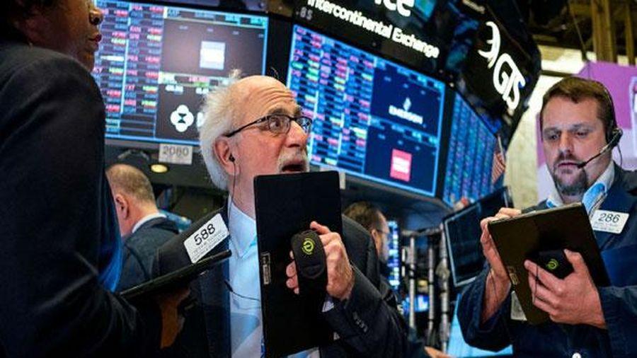 Làn sóng bán tháo tái xuất hiện, chứng khoán Mỹ lao dốc 3 tuần liên tiếp -  Báo Kinh Tế Đô Thị