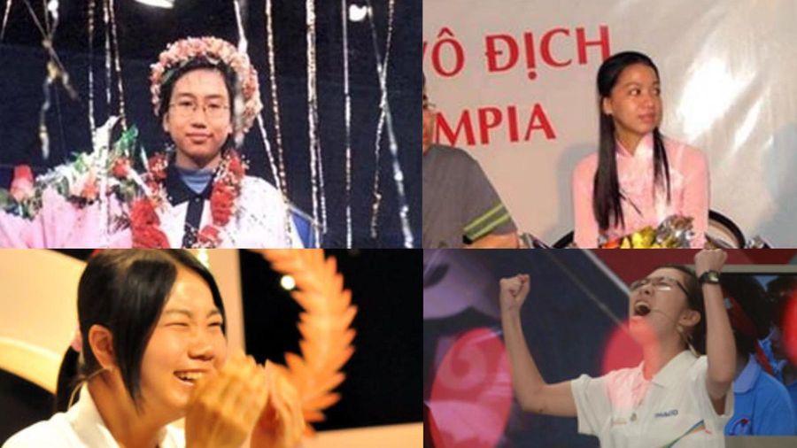 4 quán quân nữ của Olympia: Ai cũng thành công rực rỡ, một người quyết định về Việt Nam lập nghiệp