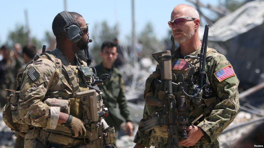 Mỹ tăng viện tại Syria, chiến trường Trung Đông thêm nóng bỏng