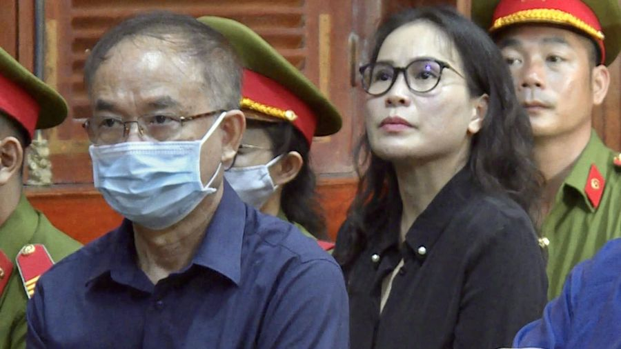 Cựu phó chủ tịch Nguyễn Thành Tài bị phạt 8 năm tù
