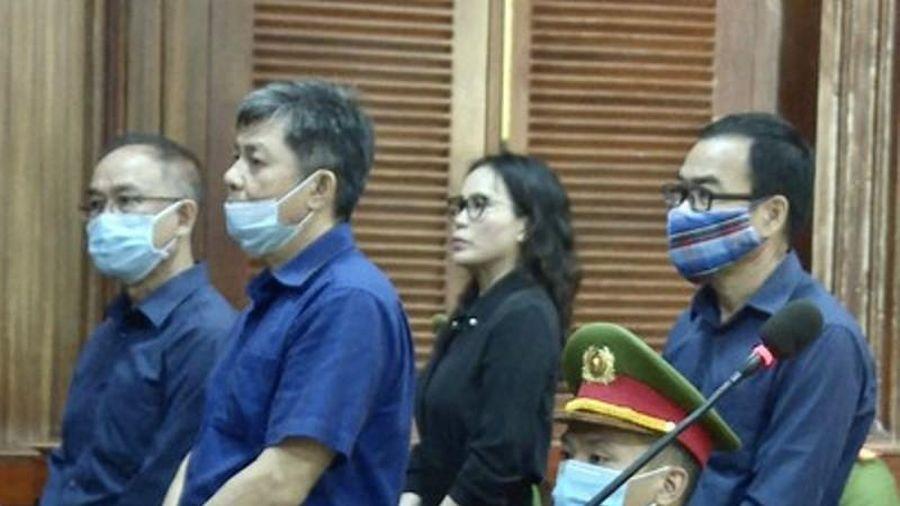 Tuyên án cựu phó chủ tịch Nguyễn Thành Tài