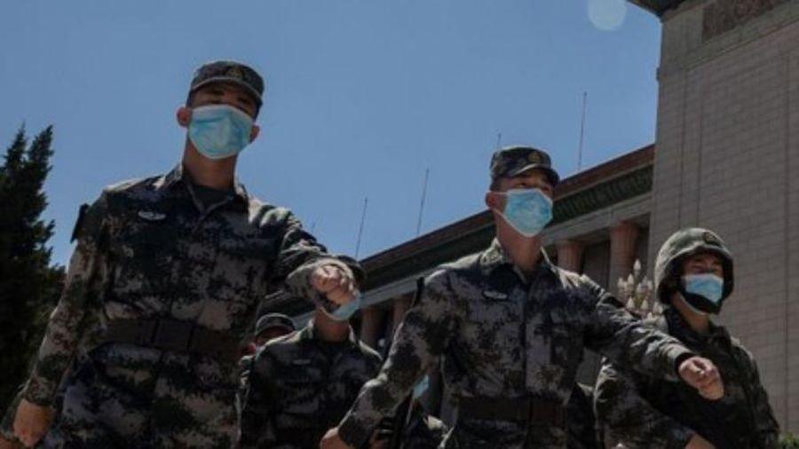 Trung Quốc tiếp tục điều tiêm kích tiếp cận Đài Loan