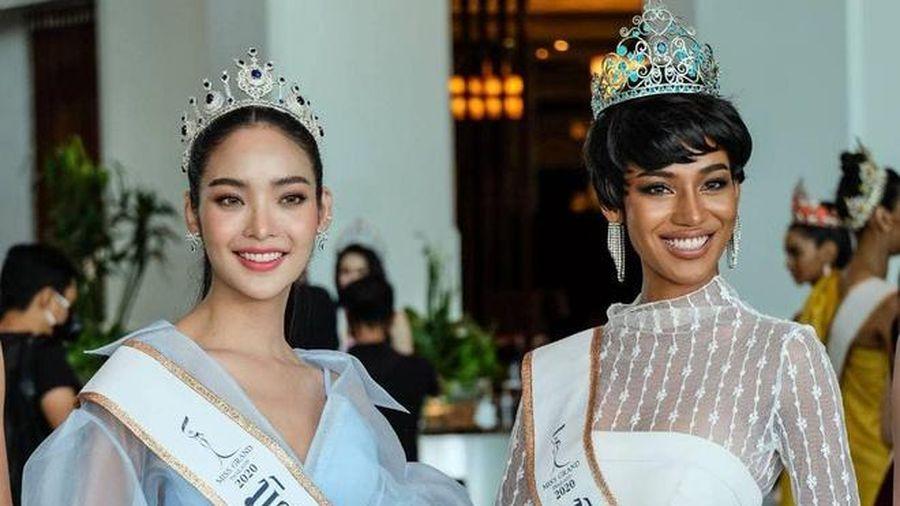 Cô gái 22 tuổi trở thành Hoa hậu Hòa bình Thái Lan 2020