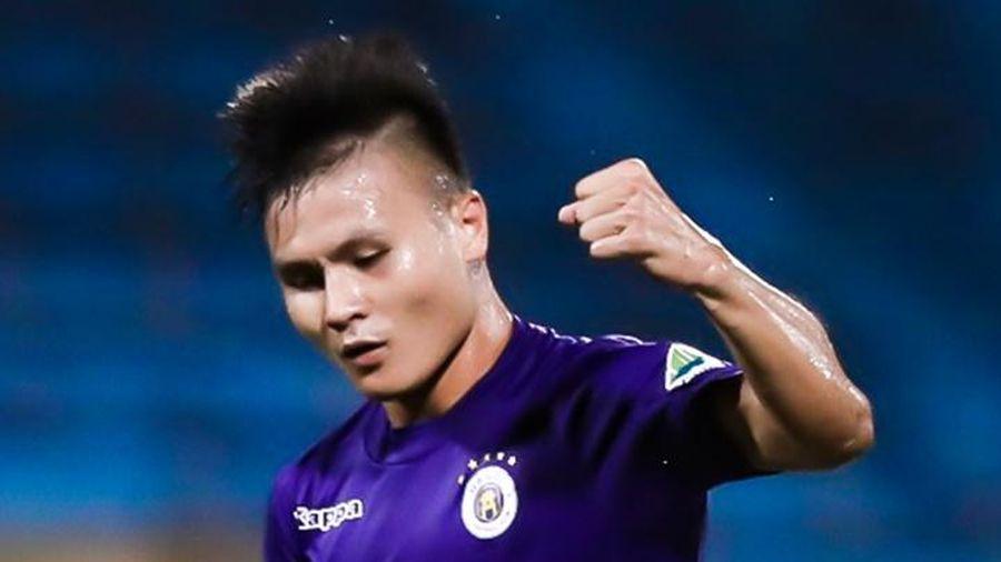 Giá trị của Quang Hải không chỉ nằm ở bàn thắng