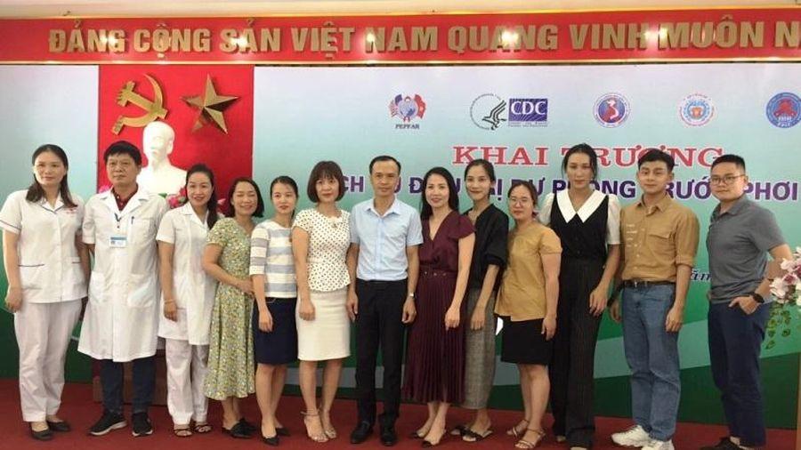 Quận Thanh Xuân: Khai trương dịch vụ điều trị dự phòng trước phơi nhiễm HIV