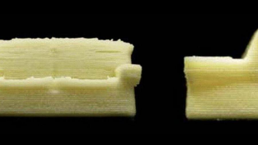 Biến sữa bột thành mực in 3D