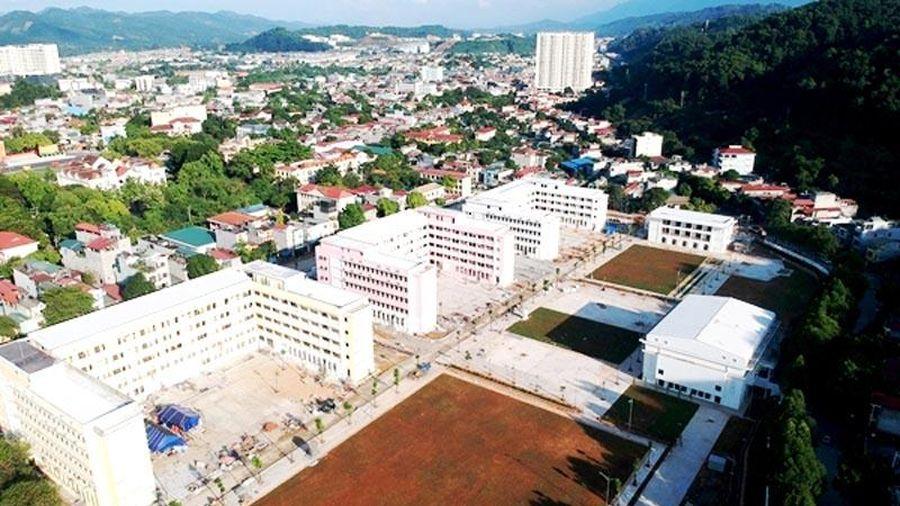 Khánh thành cụm liên trường hiện đại ở thành phố Lào Cai