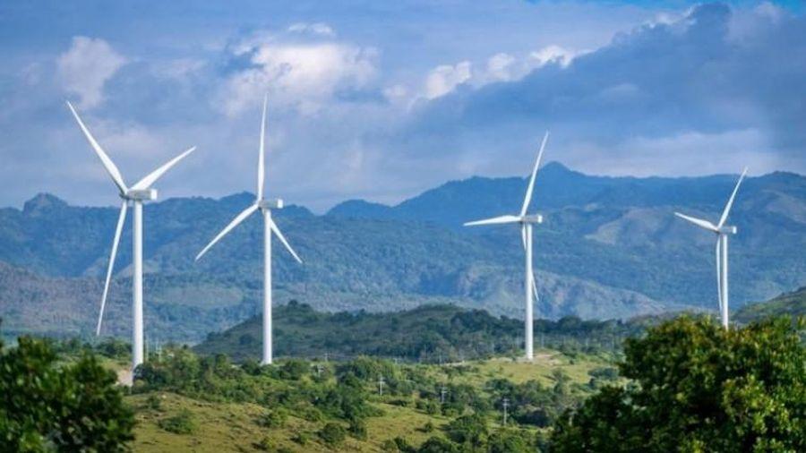 Khởi công xây dựng cụm trang trại điện gió gần 9.000 tỷ đồng