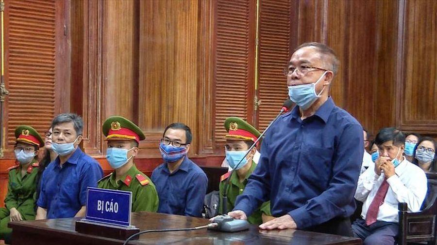 Cựu Phó chủ tịch UBND TP.HCM Nguyễn Thành Tài lĩnh án 8 năm tù