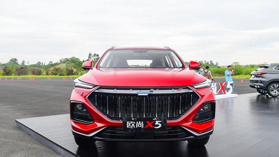Oshan X5 'nhái' Maserati Levante chỉ 274 triệu đồng ở Trung Quốc?