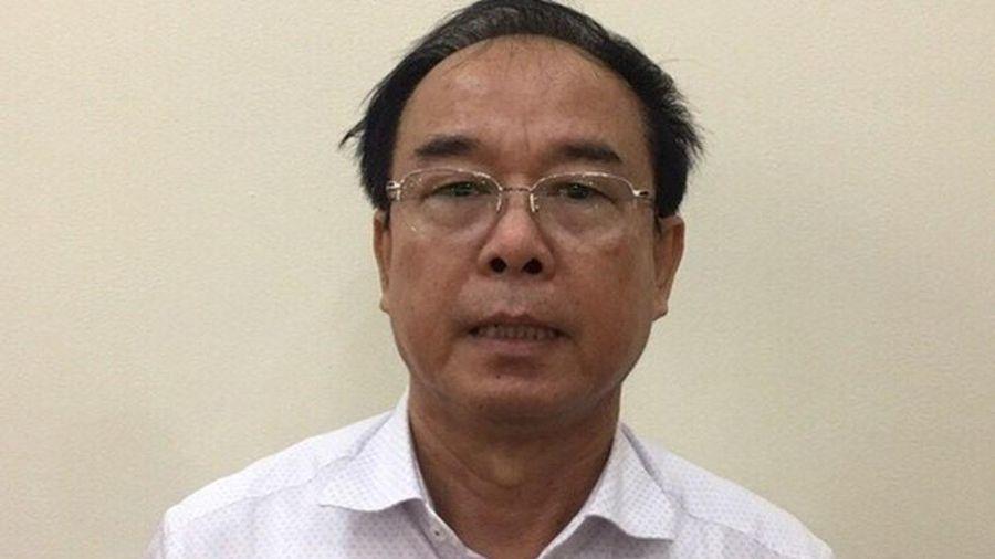 Nguyên Phó Chủ tịch UBND TP.HCM Nguyễn Thành Tài lĩnh mức án 8 năm tù giam