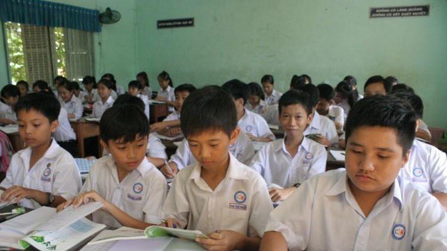 Nỗi lo thiếu trường lớp ở Đồng bằng sông Cửu Long
