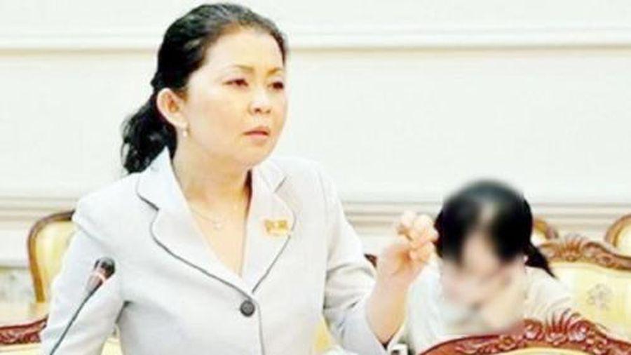 Vụ nữ đại gia Diệp Bạch Dương lừa đảo: Phong tỏa tài khoản 50.000 USD của cựu Giám đốc sở Tài chính TP.HCM