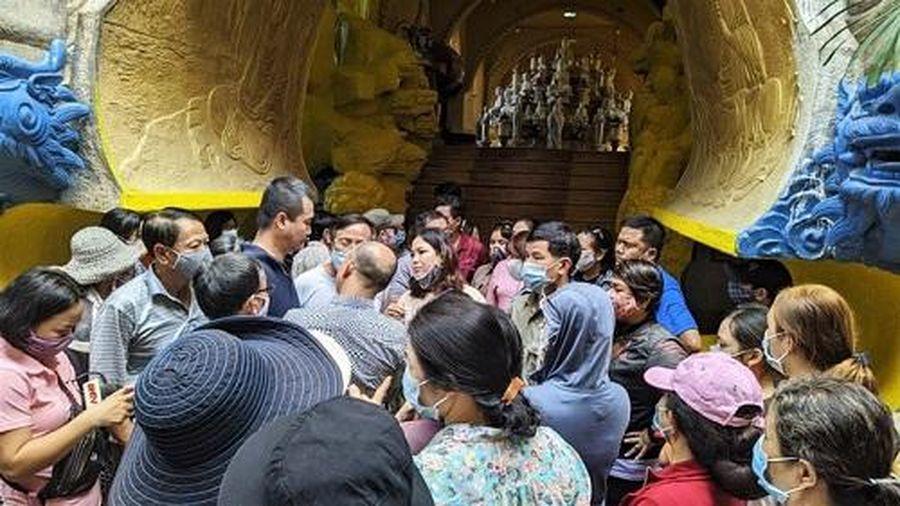 478 hũ tro cốt tại chùa Kỳ Quang 2 nhận diện được thân nhân