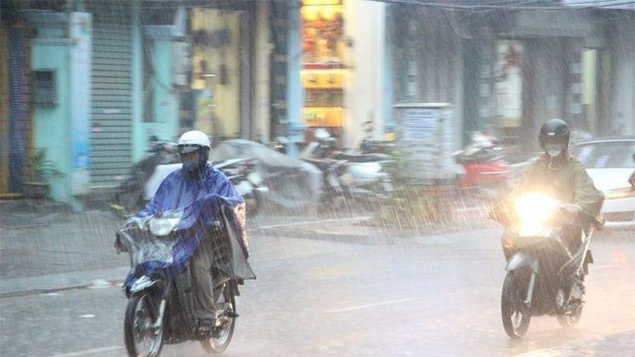 Dự báo thời tiết ngày và đêm nay (20/9): Cả nước có mưa; Đồng bằng ven biển Đông Bắc Bộ có nơi mưa rất to và dông