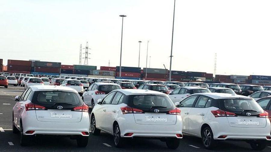 8 tháng, Việt Nam nhập khẩu gần 54.000 ô tô