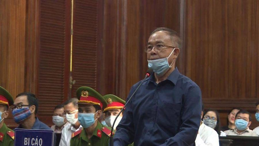 Cựu Phó Chủ tịch Thường trực UBND TPHCM Nguyễn Thành Tài bị tuyên phạt 8 năm tù