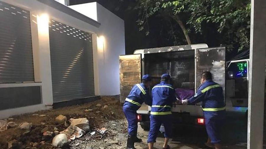 Phát hiện thi thể 1 nam và 1 nữ đang phân hủy trôi dưới sông Sài Gòn