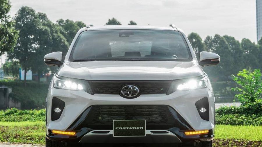 Nâng cấp và bổ sung 2 phiên bản, Toyota Fortuner 2020 có giá cao nhất là 1,434 tỷ đồng